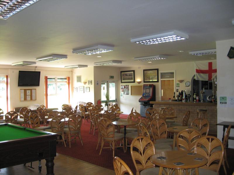Stafford Cricket Club Room Hire